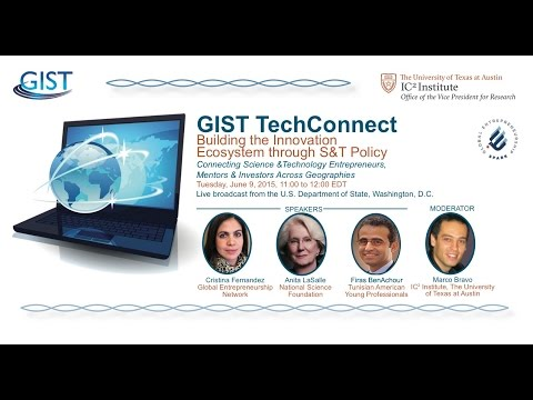 GIST TechConnect Building the Innovation Ecosystem Through S&T Policy
