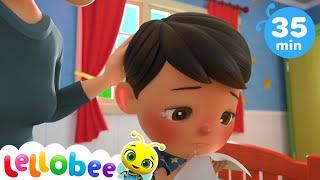 Sick Song | Kids Learning Songs | Kids Videos | Baby Songs \u0026 Nursery Rhymes