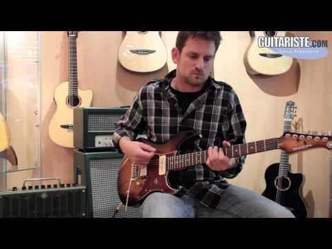 Musik Messe 2013 - Yamaha Pacifica 611 VFM par Brice Delage