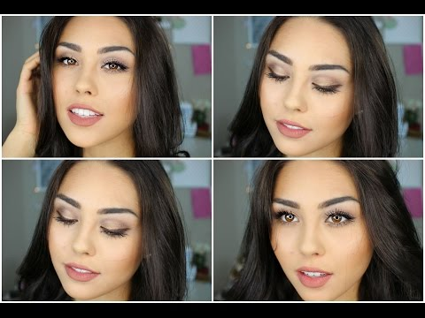 Makeup Tutorial for Brown Eyes_Tips & Tricks