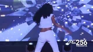 Miss Uganda 2019 contestants are winning dance challenge