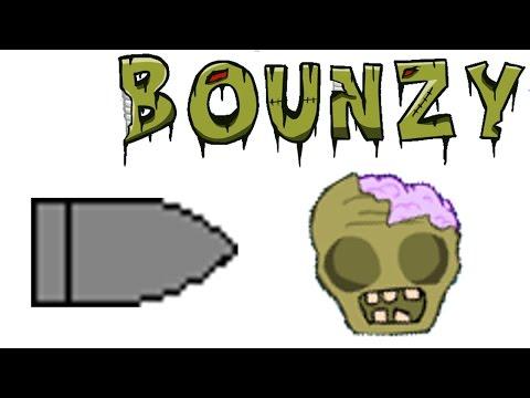 Прохождение Bounzy - рикошет