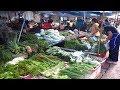 Thai street Food - Khonkaen Morning Market