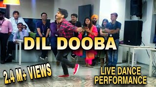 Best Hiphop Live Dance Video On Dil Dooba Song / You Are My Soniya Song | Tribute to Hrithik Roshan