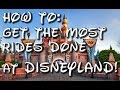 Disneyland Tips for First Timers and non experts