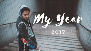 MY YEAR 2017 - A Moment Apart