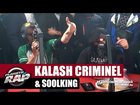 Kalash Criminel 'Savage' ft Soolking #PlanèteRap