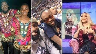 Popcaan At NBA Game | Beenie Man & Son | Wendy Williams Gets Involved | Devin GET CROSS!!