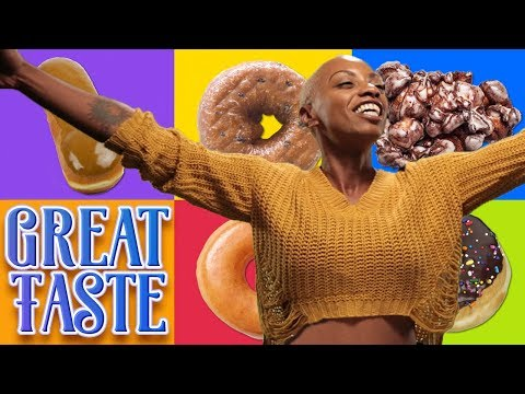 The Best Donut | Great Taste