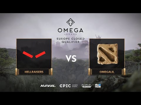 HellRaisers vs Omegalil, OMEGA League: Europe CQ, bo3, game 1 [Smile & CrystalMay] from YouTube · Duration:  1 hour 25 minutes 54 seconds