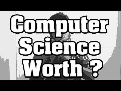 🙋Coding Question: Is Computer Science Worth from the University of
