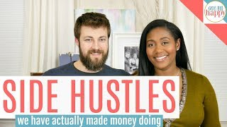 How to Make Money - 16 Side Hustle Ideas We