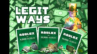 How to take robux without real money (TRUE it's NOT CLICKBAIT!! Roblox