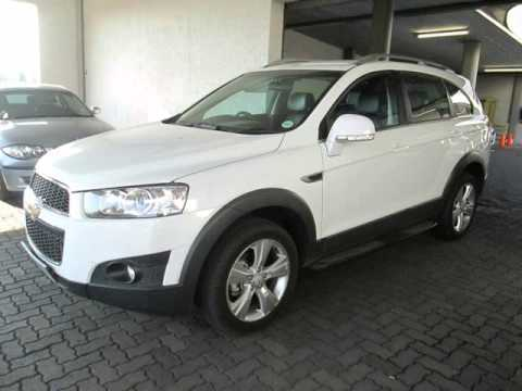 2011 Chevrolet Captiva 24 Lt 4x4 Auto For Sale On Auto Trader South