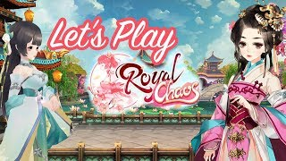 Royal Chaos! Enter A Dreamlike Kingdom of Romance 👑First Look!