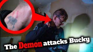 DEMONS ARE NO JOKE!! Bucky attacked at abandoned asylum!!!