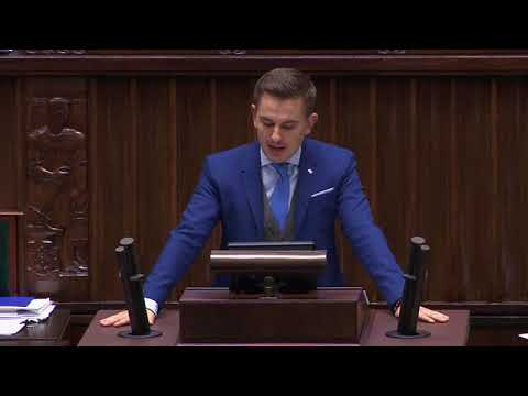Arkadiusz Myrcha – wystąpienie z 6 grudnia 2017 r.