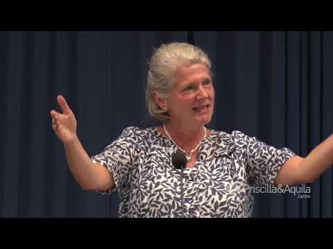 2017 P&A Conference: Ministry amongst staff wives and women on staff - Janet Taylor