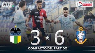 O'Higgins 3 - 6 Deportes Antofagasta | Campeonato AFP PlanVital 2019 Segunda Fase | Fecha 1 | CDF