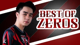 Best Of Zeros | HighLight MVP Season Standing | HighLight vòng bảng VCS | Phong Vũ Buffalo (PVB)
