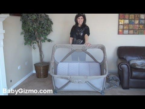Nuna Sena Playard Review Baby Gizmo Youtube