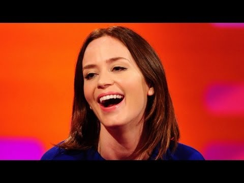 Who Is EMILY BLUNT? (The Graham Norton Show)