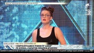 Doina Teodoru face praf întreaga echipă de la Xtra Night Show