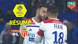 Olympique Lyonnais - AS Monaco ( 3-0 ) - Résumé - (OL - ASM) / 2018-19
