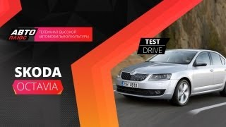 Тест-драйв Skoda Octavia 2013 (Наши тесты)