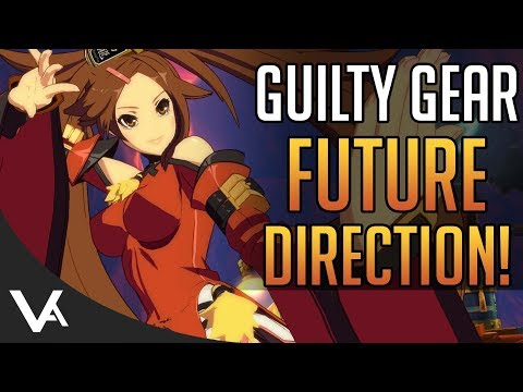 Guilty Gear Xrd Rev 2 - Future Direction! Reduced Mechanics & Expanding Sales Discussion For GGXrd