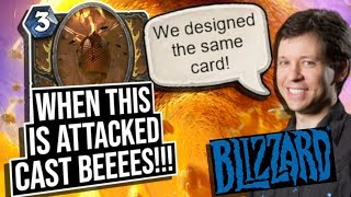 TOP CUSTOM CARDS of the Week #55 - 5 in 1 SPECIAL!! | Card Review | Hearthstone