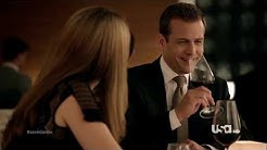 """Harvey and Zoe taking dinner """"Men wanna be you and women want to sleep with you"""" 
