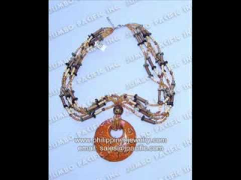 Natural Costume Necklaces Fashion Jewelry Philippines Manufacturer & Wholesaler