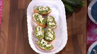Maria Menounos Shares Her 'Zucchini Toast' Recipe from 'The EveryGirl's Guide to Cooking'