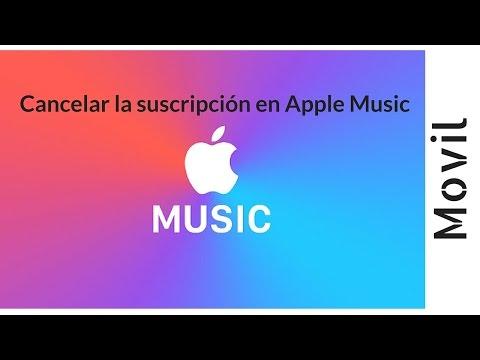 COMO CANCELAR LA SUSCRIPCION DE APPLE MUSIC| FACIL Y RAPIDO DESDE TU SMARTPHONE