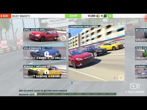 GT Racing 2 #28 | Xe Opel Astra Opc Chạy Vượt Qua