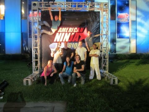 American Ninja Warrior Season 5 submission video