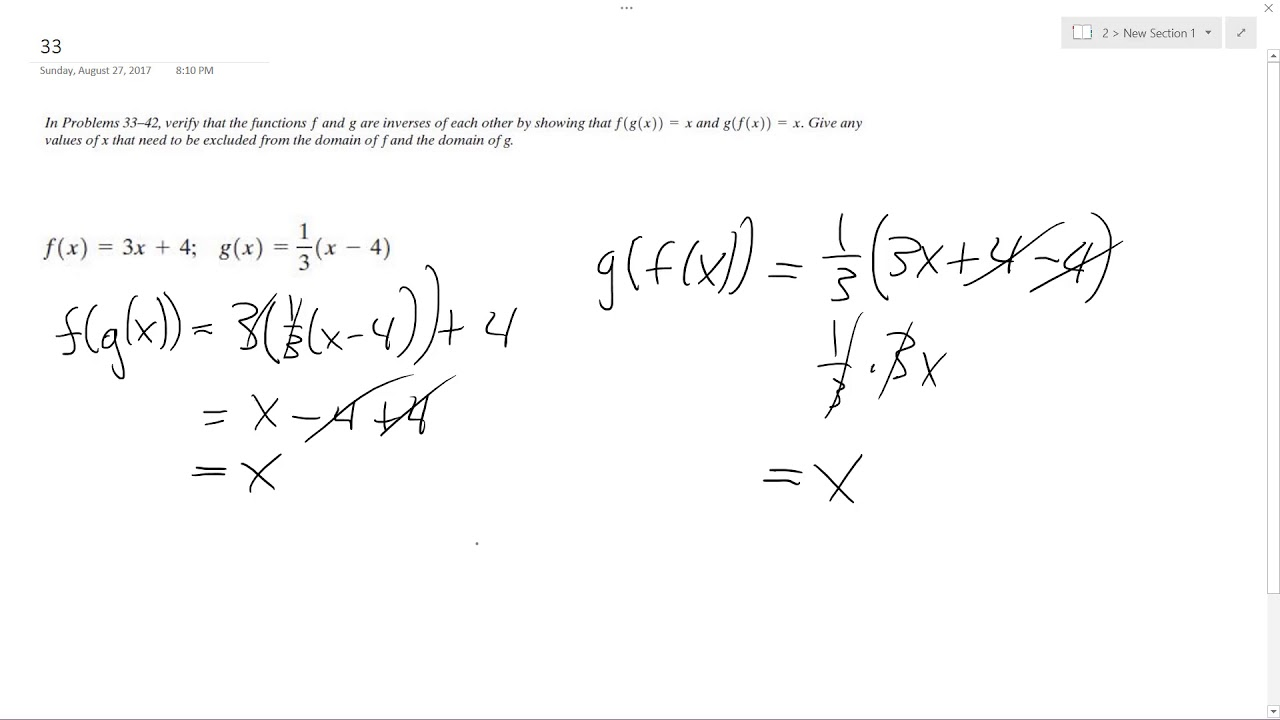 Graficar una función exponencialej 1