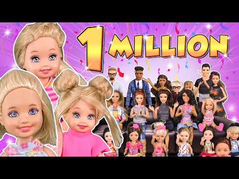 Barbie - Grace's One Million Subscribers | Ep.144