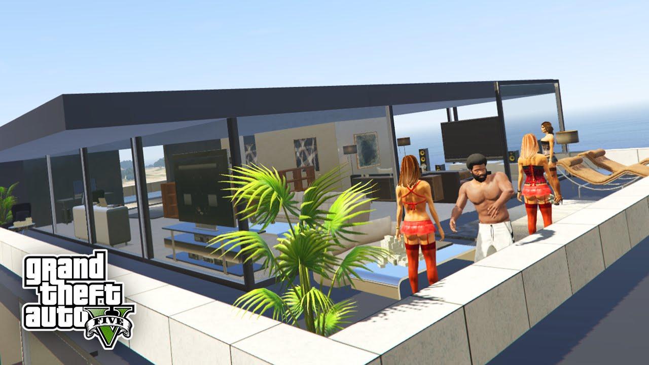 Häuser In die schönsten häuser in gta 5 live icrimax
