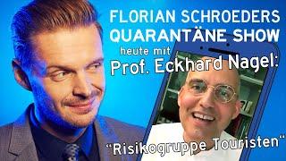 """Die Corona-Quarantäne-Show vom 20.05.2020 mit Florian & Eckhard – """"Risikogruppe Touristen"""""""
