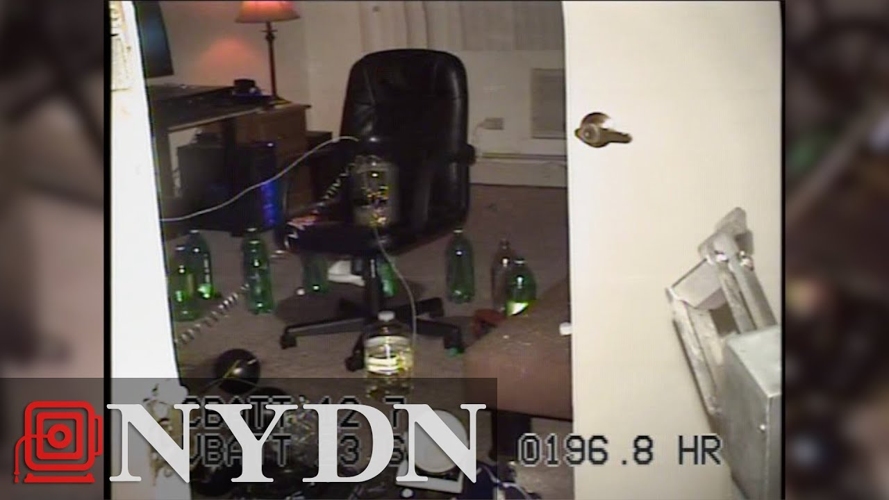 Inside James Holmes Y Tred Apartment