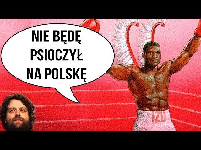 Izu Ugonoh o Kulisach Wywiadu w TVN i Polskim Patriotyzmie - Komentator