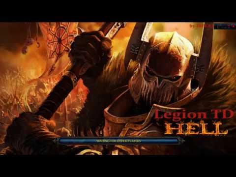 Warcraft 3 - Battlenet - Legion TD HELL v3.98c (-ph)