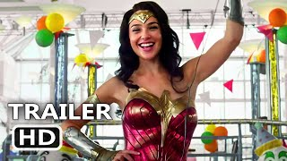 WONDER WOMAN 1984 Bloopers Trailer (NEW 2021) Gal Gadot Funny Moments HD