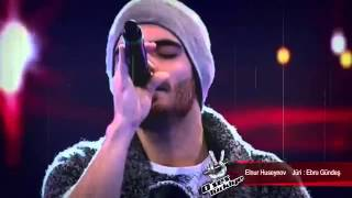 O Ses Türkiye - Elnur Huseynov (1 Aralık 2014) Mükemmel ses
