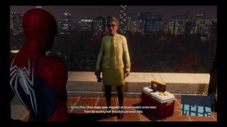 Spiderman Gameplay 4