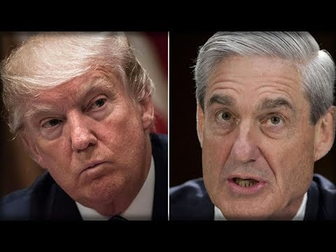 TRUMP JUST SET DC ON FIRE AFTER ANSWERING IF HE'D LET MULLER QUESTION HIM