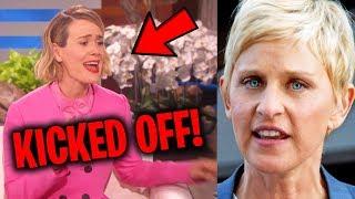 Ellen DeGeneres Loses Her Patience With -99 IQ Guest