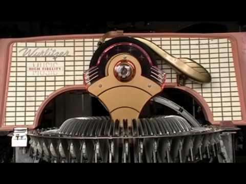 Original 1946 Wurlitzer 1015 Restored 78 Rpm Jerry